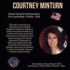 Courtney Minturn - Florida - USA