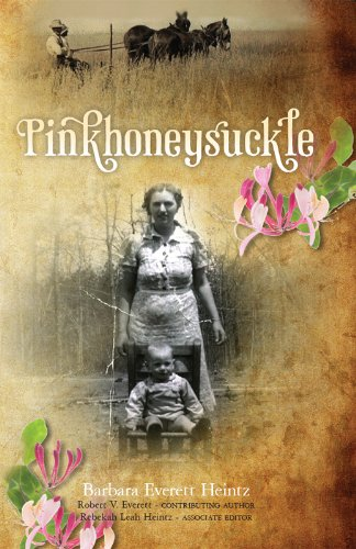 Pinkhoneysuckle - Barbara Everett Heintz