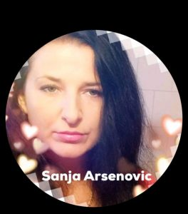 Sanja Arsenovic Poet from Serbia