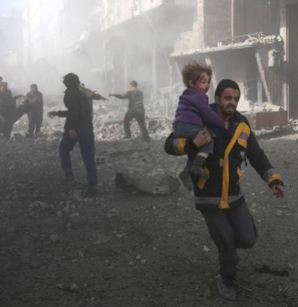 bombings - children in syria #cryforpeace