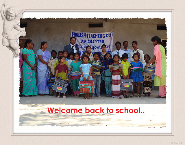 welcome back to school - ravi kumar
