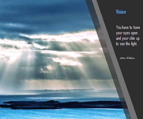 Vision by Jon Klein