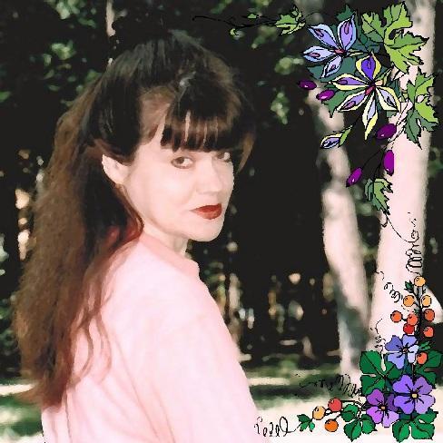 Photo of Author Larisa Biyuts